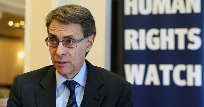 Rights group blasts IS for atrocities