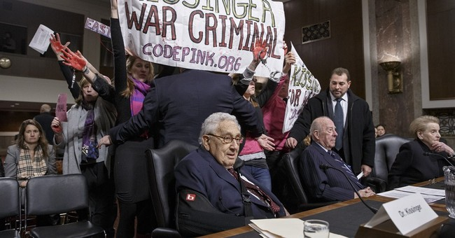 McCain to protesters: 'Get out of here, you low-life scum'
