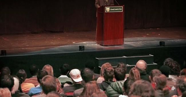 Dartmouth bans hard liquor, takes steps to prevent rape