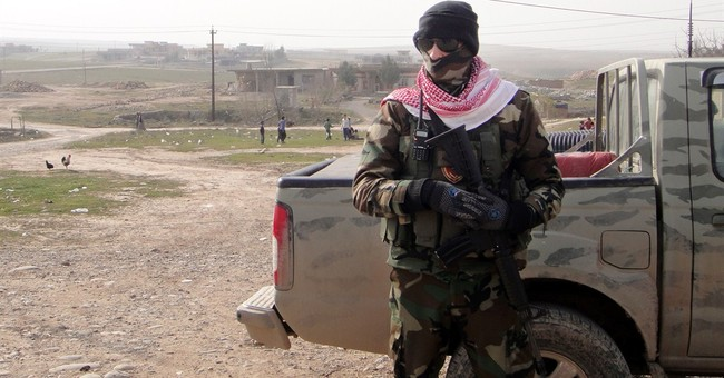 As Iraqi Kurds gain ground from IS, local Sunnis are wary
