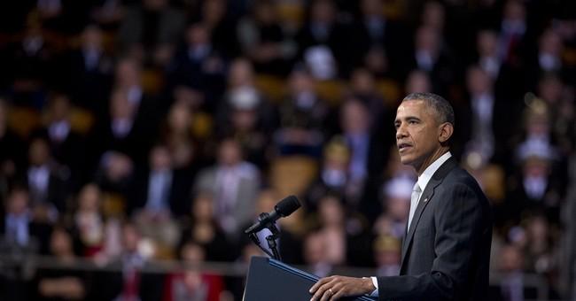 Obama calls for spending surge, buoyed by rising economy