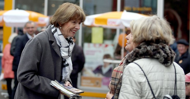 German mayoral candidate wounded in knife attack