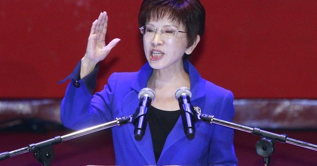 Taiwan's ruling Nationalists dump presidential candidate
