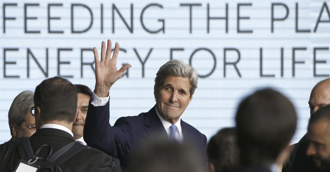 Kerry: Climate change, food security key to global stability