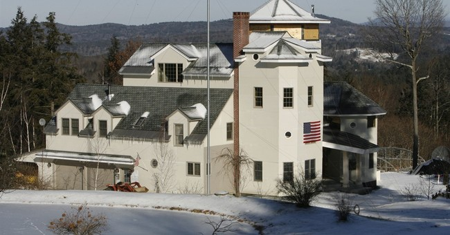 Escape routes and all, tax evaders' compound sold at auction