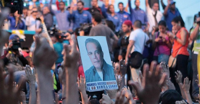Venezuela opposition leader to be jailed during trial
