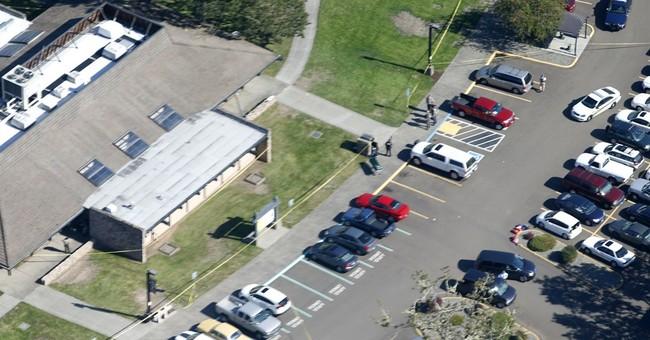Oregon college shooting victim describes gunman's rampage