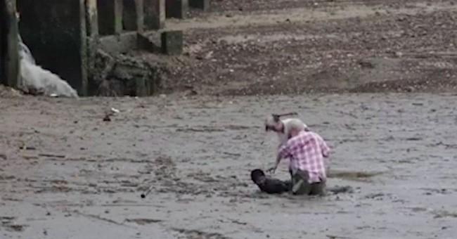 Man saves 2 Norwegian bird watchers sinking in Thailand mud
