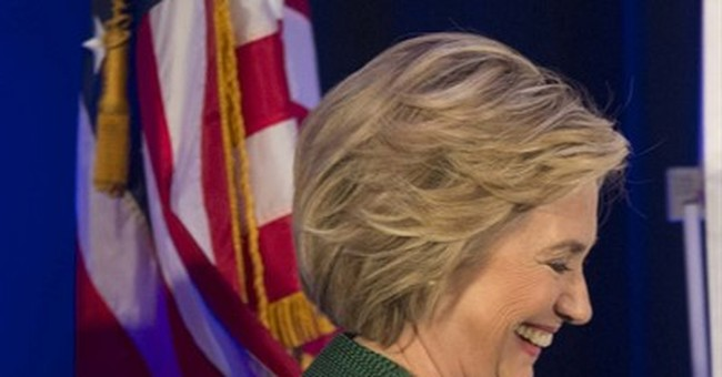 In Alabama, Clinton goes after Republicans on voting rights