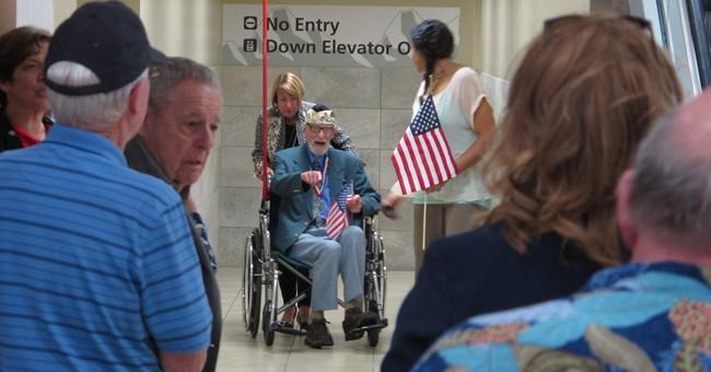 Pearl Harbor survivor, 92, visits USS Nevada exhibit