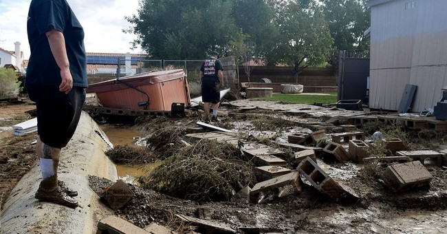 'Extensive' cleanup underway in wake of California storms