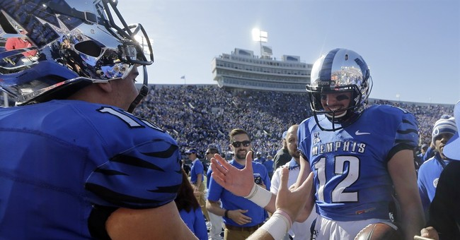 American uprising: Memphis, Temple join Houston in AP Top 25