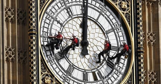 Saving the bongs; Big Ben to fall silent while under repair