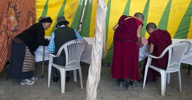 As Tibetan exiles vote, candidates discuss views on China