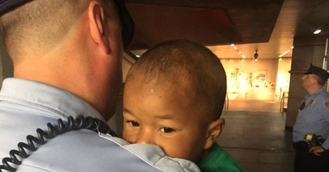 Mother says 2-year-old wandered off as homeless family slept