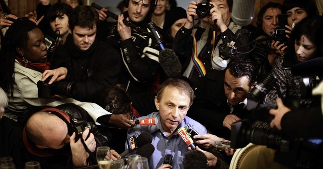 Paris Review editor says new Houellebecq book misunderstood
