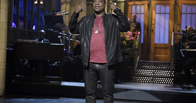 Tracy Morgan, bouncing back from bad crash, returns to 'SNL'