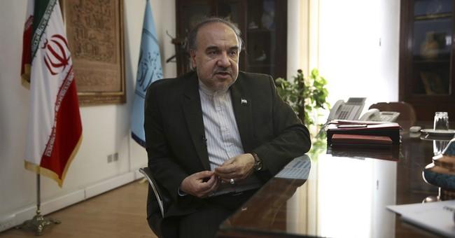 AP Interview: Iran preparing for 'tsunami' of tourists