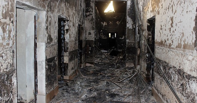 AP Interview: MSF says bombing of Afghan hospital no mistake