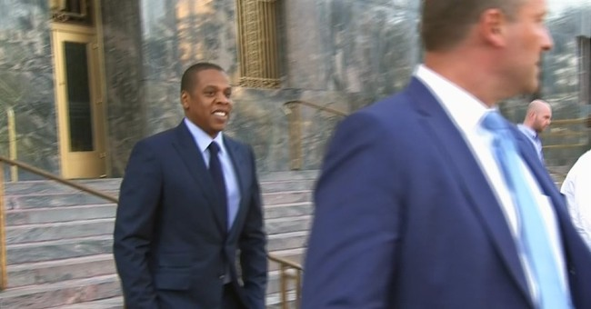 Dispute over 1999 hit an ongoing problem for rapper Jay Z