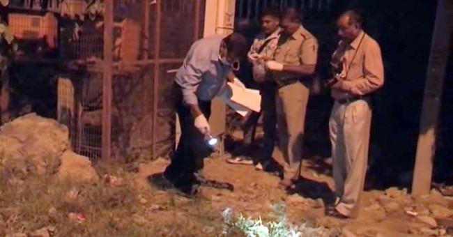 Police arrest 2 teens in rape of toddler in Indian capital