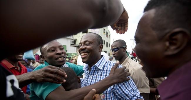 Witnesses: Pre-election violence flaring up in Haiti slum