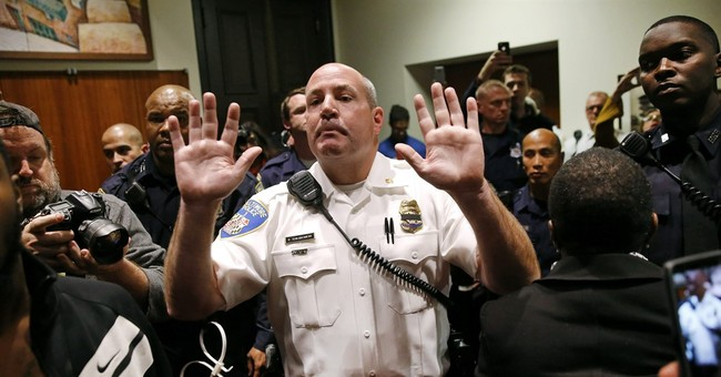 Baltimore police commissioner must lead city still reeling