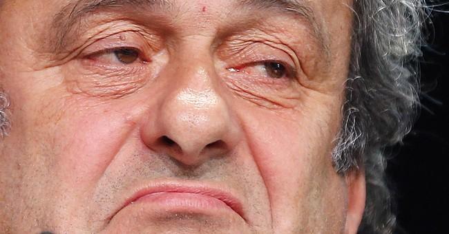 Suspended UEFA President Michel Platini: 'I'm bullet proof'