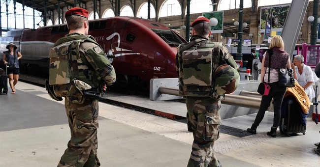 After high-speed train attack, France tightens security