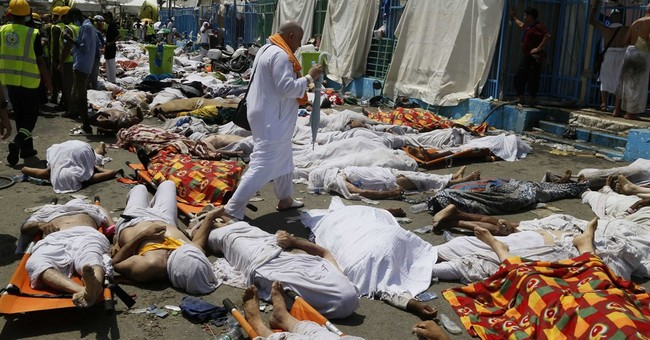 Saudi Arabia hajj disaster death toll at least 2,177