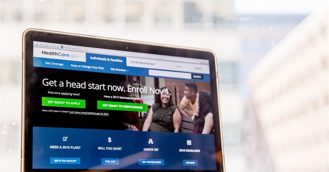 Potential delay on some upgrades to gov't insurance site