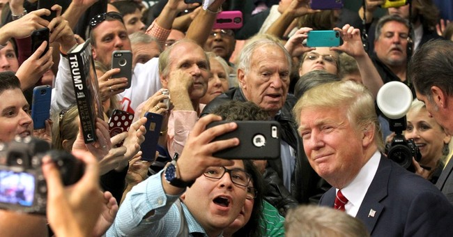Trump talks money while campaigning in South Carolina