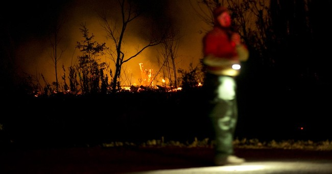 Firefighters contain 70 percent of Central Texas wildfire
