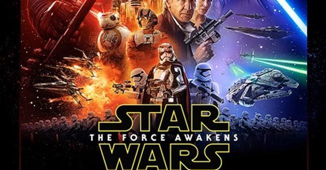 'Star Wars' fans clamor for tickets, wonder where's Luke