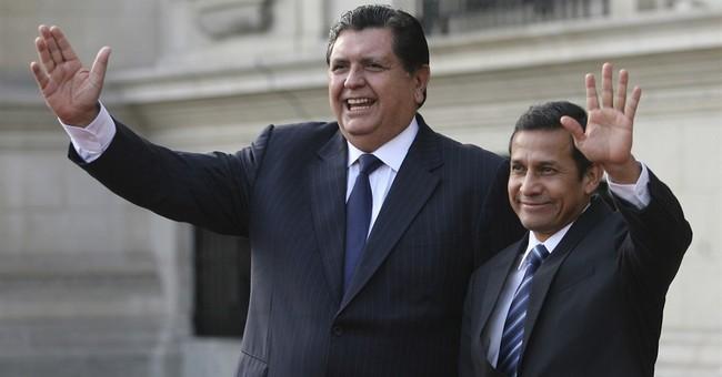 Alan Garcia seeks a third presidency in Peru