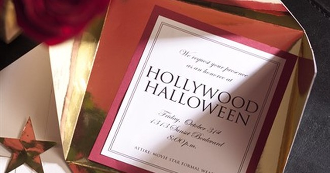 Right at Home: Ideas for a fun, Hollywood-themed party