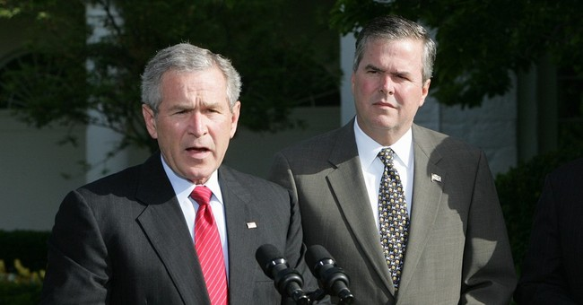 Jeb Bush finding place for brother's tenure in 2016 campaign