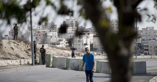 UN chief urges calm amid Palestinian-Israeli violence