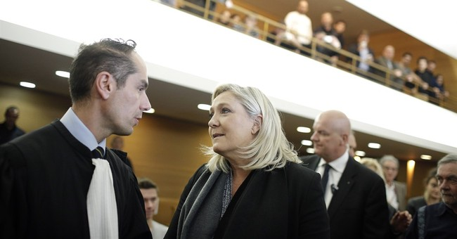 French far right leader on trial over Muslim prayer comments