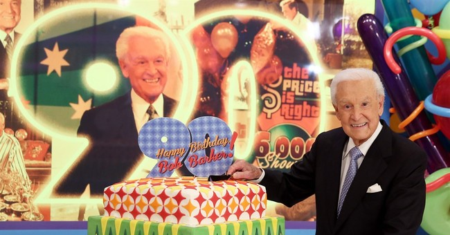 Bob Barker treated for cut to head after a sidewalk fall