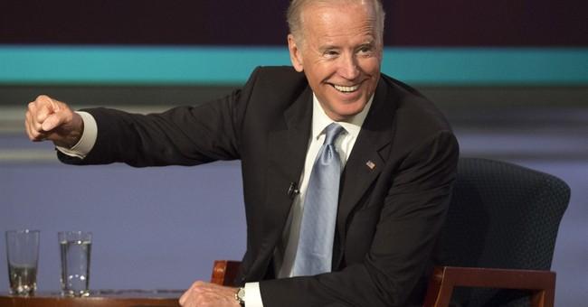 Cozying up to Obama, Biden says he backed bin Laden raid