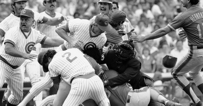 Ryno, Sarge and Doctor K: A look back at Mets-Cubs in '84