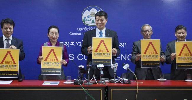 Dalai Lama calls action on climate a 'human responsibility'
