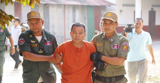 Cambodian on trial for infecting more than 100 with HIV