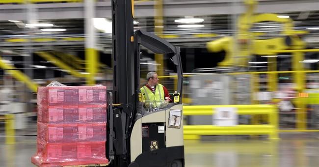 Amazon boosts holiday hiring, signaling shift in retail jobs