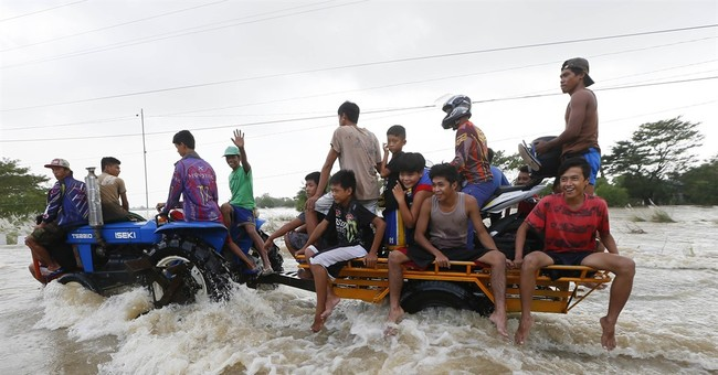 Death toll from storm in Philippines climbs to 39