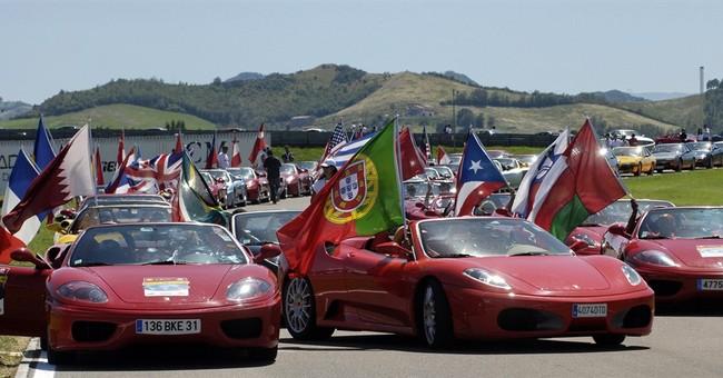 Ferrari for sale: Legendary brand races toward share listing