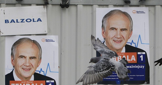 Poles eager to oust pro-market party in vote despite growth