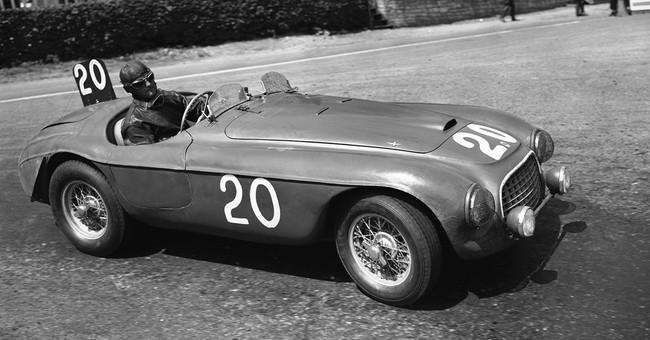 AP PHOTOS: Memorable Ferraris of the past