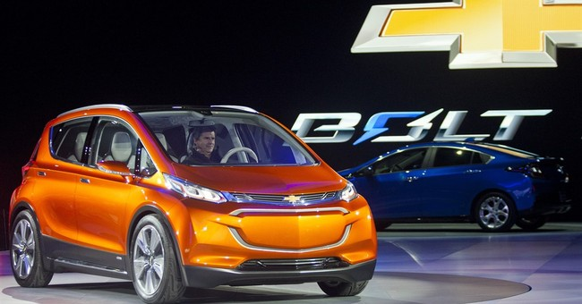 GM says Chevy Bolt electric range could be over 200 miles